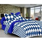 Ahmedabad Cotton Basics Cotton Double Bedsheet With 2 Pillow Covers (ACB20D00002)