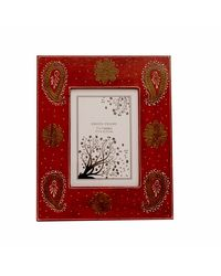 Cocovey Photo Frame (HPF111008),  red