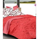 Ahmedabad Cotton Superior Cotton Double Bedsheet With 2 Pillow Covers (ACB20D00054)