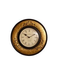 Cocovey Ethnic Wall Clocks (C111013_ 6), golden