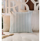 Swhf Cushion Cover - Green Stripes