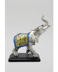 Shaze Magnificent Truncus,  silver