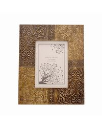 Cocovey Photo Frame (HPF111002), golden