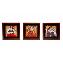 Cocovey Wall Painting (HWP111004), multicolor