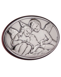 Shaze Little Angels Image,  silver