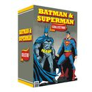 Batman & Superman Box, 1 year, english