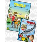 Tinkle Combo, english, 1 year