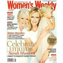 Australian Womens Weekly, 1 year, english