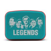 Saregama Carvaan Mini Legends Bluetooth Speakers, ocean green
