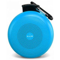 EnerZ Tweet 3W Bluetooth Speaker with AUX & Memory Card Slot,  blue