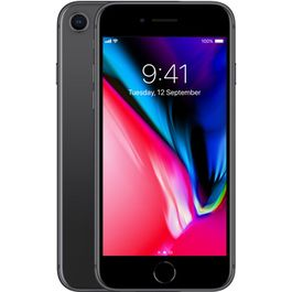 Apple iPhone 8,  space grey, 256 gb