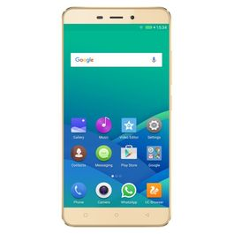 Gionee P7 (16 GB),  gold