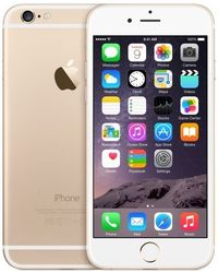 Apple iPhone 6, 32 gb,  gold