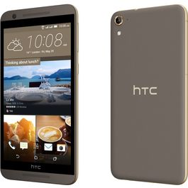 HTC One E9s dual sim,  roast chestnut