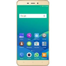 Gionee P7 max,  gold