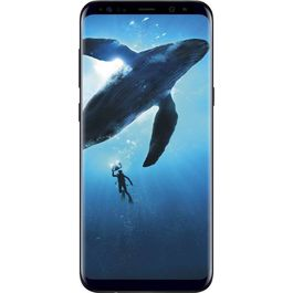 Samsung Galaxy S8 Plus, 128 gb,  midnight black
