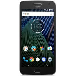 Moto G5 Plus,  lunar grey