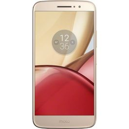 Moto M (4 GB RAM),  gold, 64 gb
