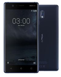 NOKIA 3, tempered blue