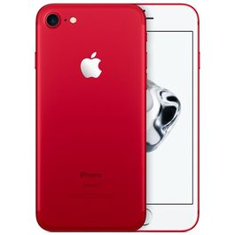 Apple iPhone 7,  red, 256gb