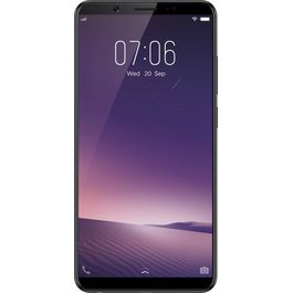 Vivo V7 Plus,  matte black