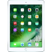 Apple iPad 9.7 inch with Wi-Fi+ Cellular,  silver, 32 gb