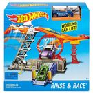 Hot Wheels Rinse & Race Play Set - Multicolor