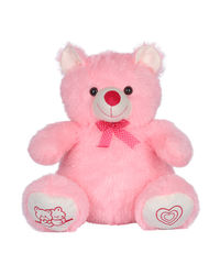 Ultra Soft Toy Baby Bear Teddy 18 Inches (1282UST),  pink