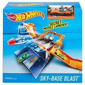 Hot Wheels Sky Base Blast Play Set - Multicolor