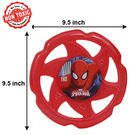 Itoys Marvel Ultimate Spider Man Flying Disc,  red