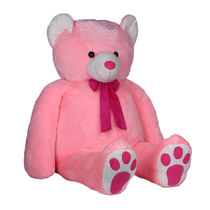 Ultra Large Teddy Bear Soft Toy 72 Inches (1147UST),  pink