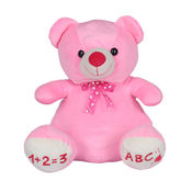 Ultra Soft Toy Adorable Teddy Bear 15 Inches (1270UST),  pink