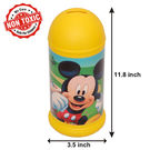 Itoys Disney Mickey Coin Bank,  yellow