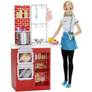 Barbie Careers Pasta Chef, Multicolor