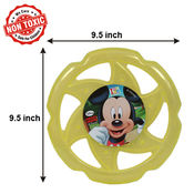 Itoys Disney Mickey And Friends Flying Disc,  green