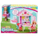Barbie Club Chelsea Playhouse, multicolor