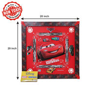 Itoys Disney Pixar Cars Carrom Board-20X20 Size,  red