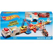 Hot Wheels Daredevil Derby Playset - Multicolor