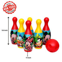 Itoys Disney Mickey Mouse & Friends -Ringtoss, multicolor