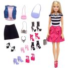 Barbie Fashions And Accessories, Multicolor