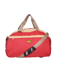 Sapphire Suncity-S Travell Bag,  red