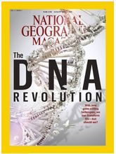 National Geographic Magazine Exclusive (English, 1 Year)