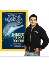 National Geographic (English, 1 Year) + GET ASSURED GIFT FLEECE JACKET FREE