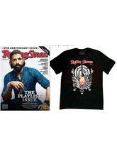 Rolling Stone India (English, 1 Year) + Get Assured Gift-Music CD