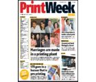PrintWeek (English, 1 Year)