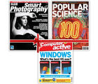 Smart PhotoGraphy+ Computer Active+ Popular Science, 1 year, english