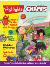 Highlights Champs (English), 2 year, english