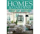 HOMES AND GARDENS, english, 1 year