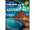 Lonely Planet ( 1 Year, English)* including P&H