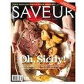 SAVEUR-US (English, 1 Year)